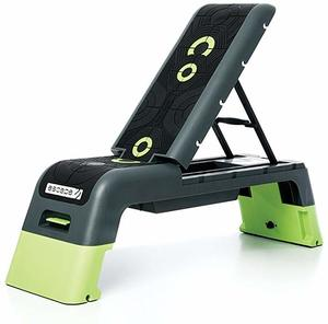 6. Escape Fitness Deck - Workout Bench and Fitness station