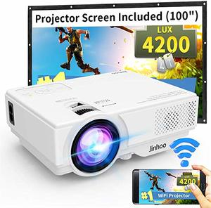 6. WiFi Mini Projector