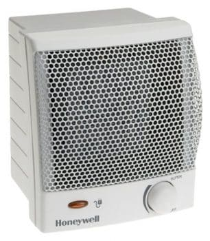 Honeywell/KAZ HOME ENVIRONMENT HZ-315 White Ceramic Heater