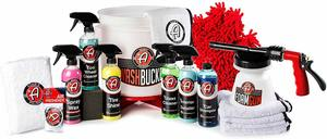 7. Adam's 17 Piece Arsenal Builder Wash Kit w Foam Gun