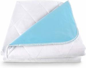 7. PharMeDoc Waterproof Reusable Bed Pad
