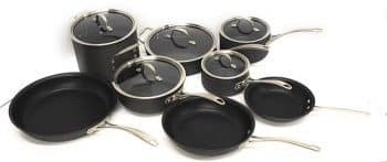 Calphalon Cookware Set Nonstick