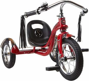 8. Schwinn Roadster Tricycle with Classic Bicycle Bell
