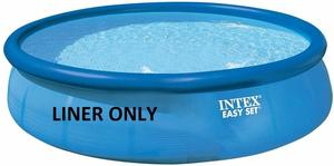 9. Intex 18 X 48 Round Easy Set Swimming Pool ONLY