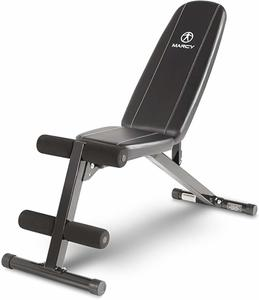 9. Marcy Multi-Position Workout Utility Bench