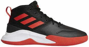 1. Adidas men's Ownthegame wide