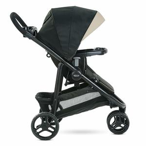 2. Graco Modes 3 Lite DLX Stroller, Includes Reversible Seat