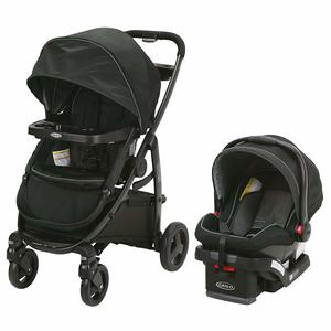5. Graco Modes Travel System, Modes Stroller and SnugRide SnugLock