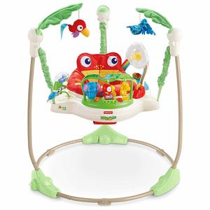 1- Fisher-Price Rainforest Jumperoo
