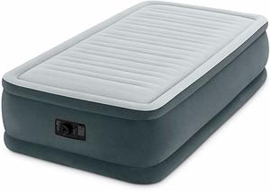 1- Intex Comfort Plush Elevated Dura-Beam Airbed