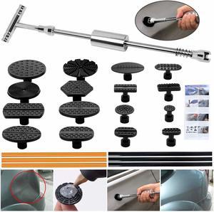1. ARISD Paintless Dent Repair Puller Kit, 16pcs