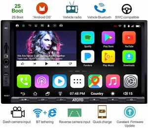 1. ATOTO A6 Android Car Navigation Stereo