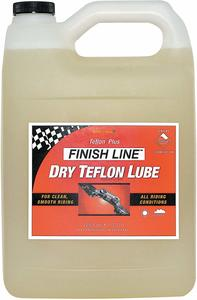 1. Finish Line DRY Teflon Bicycle Chain Lube