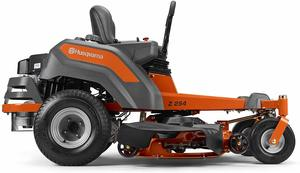 1. Husqvarna Z254 26 HP Zero Turn Riding Mower
