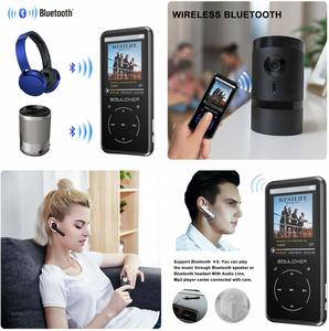 #1. MP3 Player, 16GB Portable MP3 Player with Fm Radio