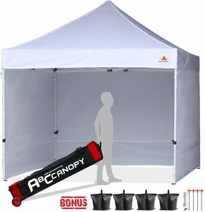 10. ABCCANOPY 8x8 Pop Up Canopy Tent