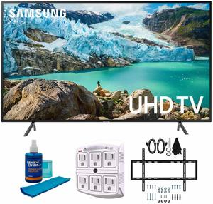 #10. Samsung 50-Inch RU7100 4K UHD LED Smart TV
