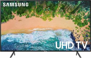 10. Samsung UN55NU7100 4K UHD 7 Series Smart TV