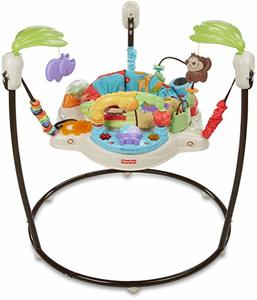 2- Fisher-Price Jumperoo Luv U Zoo