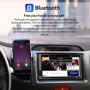 2. Corehan 7 inch Double Din Android Car Stereo