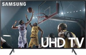 #2. Samsung UN50RU7100FXZA 50-Inch Flat 4K UHD Smart TV