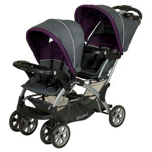 #3- Baby Trend Sit N Stand Double Stroller