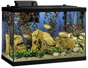 3- Tetra 20 Gallon Complete Aquarium Kit w filter