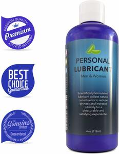 #3 Water Based Lube for Women and Men