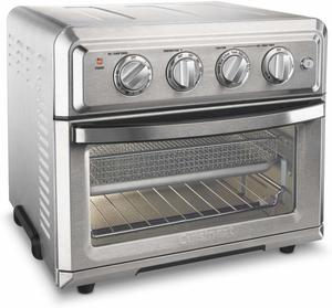 3. Cuisinart TOA-60 Convection Toaster and Air Fryer