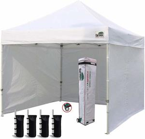 4. Eurmax 10'x10' Commercial Instant Canopy Tent