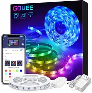 4. Govee Smart WiFi LED Strip Lights