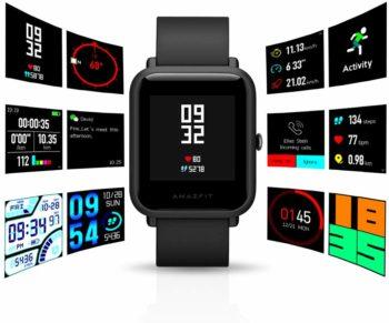 5. Amazfit Bip Smartwatch by Huami