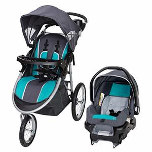 #6- Baby Trend Pathway 35 Jogger Travel System