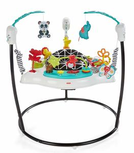 6- Fisher-Price Jumperoo Animal Wonders