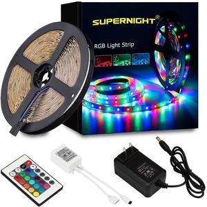 6. SUPERNIGHT 16.4 Ft LED Strip Lights