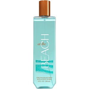 #7 Bath and Body Works 8-Ounce At The Beach Mist