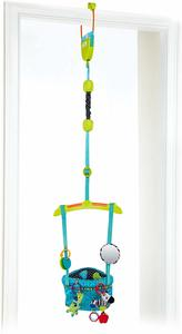#7- Bright Starts Bounce 'N Spring Deluxe Door Jumper