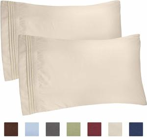 #7- Queen Size Pillow Cases