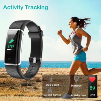 7. Willful Fitness Tracker, Fitness Watch Activity Tracker(14 Modes)