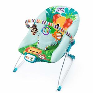 #8- Bright Starts Safari Surprise Bouncer