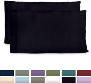 #8- Cosy House Collection Premium Bamboo Pillowcases