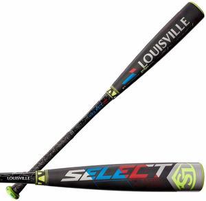 #8 Louisville Slugger Select 719 2 Baseball Bat