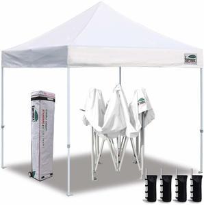 8. Eurmax 10'x10' Ez Pop Up Canopy Tent