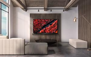 8. LG OLED55C9PUA C9 Series Smart OLED TV