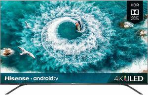 #8.Hisense 50H8F 4K Ultra Smart LED TV, Android HDR10 LED TV