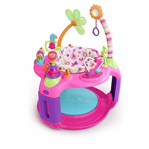 #9- Bright Starts Bounce-A-Round - Pretty in Pink Sweet Safari