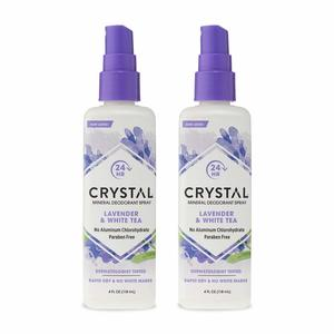 #9 CRYSTAL™ Mineral Deodorant Spray
