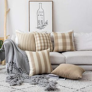 #9- Home Brilliant Decorative Throw Pillow Covers