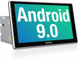 9 PUMPKIN 10.1-Inch Android 9.0 Car Stereo