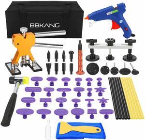 9. BBKANG Paintless Dent Repair Tool 58pcs Kit